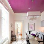Warna Cat Plafon Rumah Sederhana