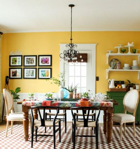 Warna Cat Ruangan Rumah Minimalis
