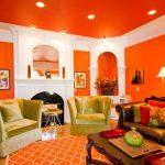 Warna Cat Rumah Sederhana Bagian Dalam