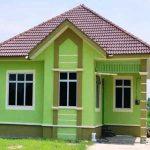 Warna Cat Rumah Sederhana Cantik
