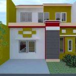 Warna Cat Rumah Sederhana Yg Bagus