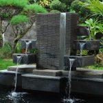 Bentuk Taman Minimalis Dengan Kolam