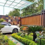 Bentuk Taman Rumah Minimalis