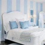 Cat Dinding Kamar 2 Warna Biru
