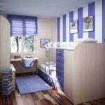 Cat Dinding Kamar 2 Warna Yang Sederhana
