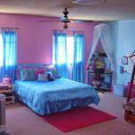 Cat Kamar 2 Warna Pink Dan Biru