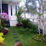 Contoh Taman Minimalis Depan Rumah