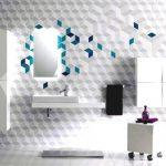 Corak Keramik Dinding Kamar Mandi