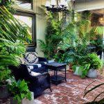 Dekorasi Taman Belakang Rumah