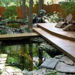 Desain Taman Dengan Kolam Minimalis
