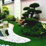 Desain Taman Kecil Belakang Rumah