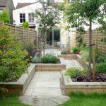 Desain Taman Minimalis Belakang Rumah Cantik