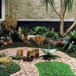 Desain Taman Minimalis Modern
