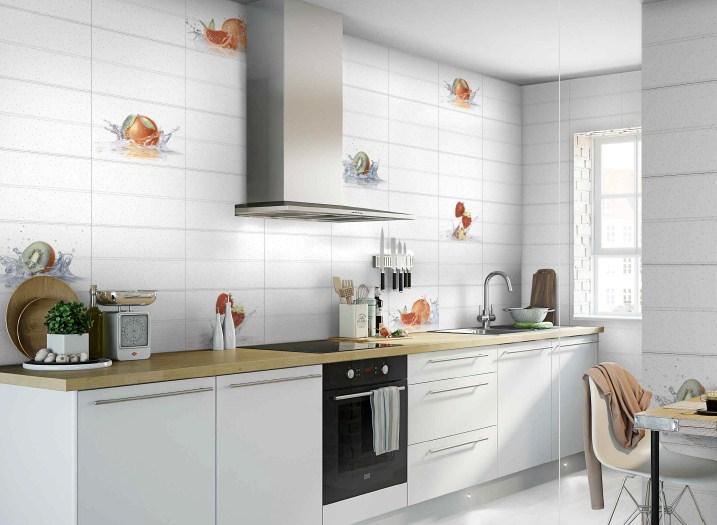 Dinding Dapur Full Keramik