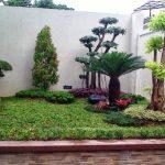 Contoh Taman Minimalis Samping Rumah Rumahpedia