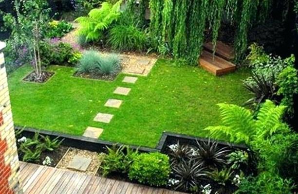 Foto Taman Rumah Minimalis