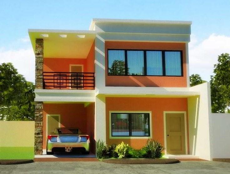 Foto Warna Cat Rumah Terbaru