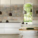 Gambar Model Keramik Dinding Dapur