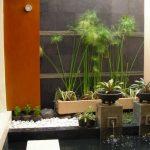 Gambar Taman Minimalis Didalam Rumah