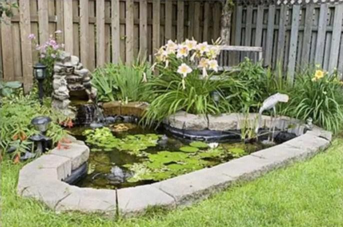 Gambar Taman Rumah Minimalis Sederhana