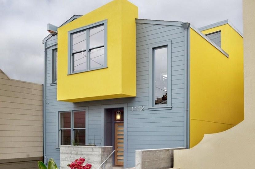 Gambar Warna Cat Tembok Rumah Yang Bagus