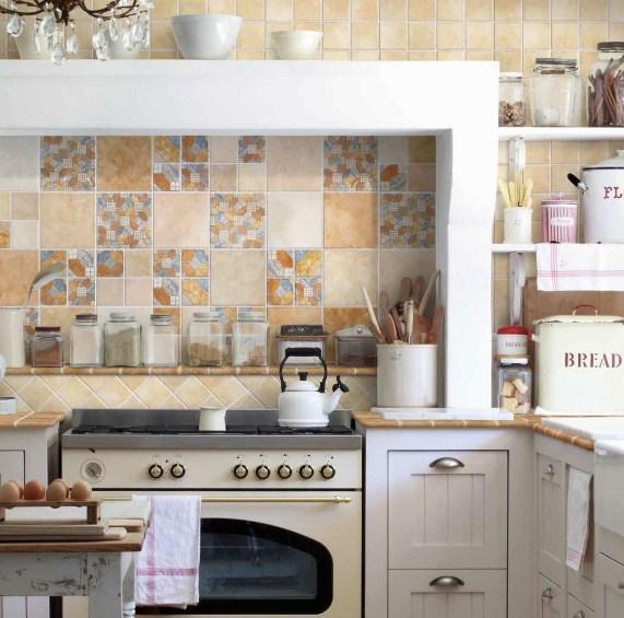 Inspirasi Keramik Dinding Dapur