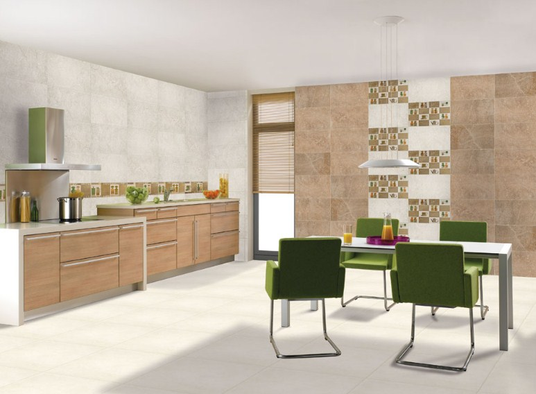Keramik Dinding Dapur Modern