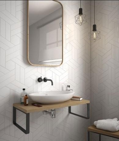 Keramik Dinding Kamar Mandi Minimalis
