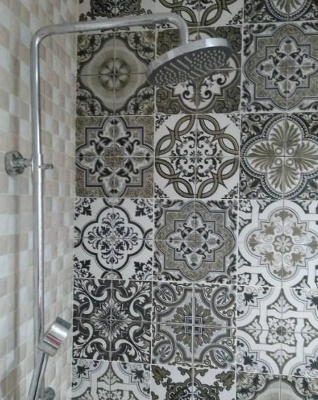 Keramik Dinding Kamar Mandi Motif Moroccan