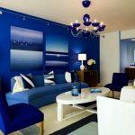 Kombinasi Warna Cat Rumah Biru Yang bagus