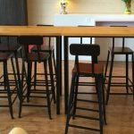 Kursi Kayu Minimalis Cafe