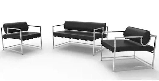700 Koleksi Model Kursi Tamu Besi Minimalis Gratis Terbaik