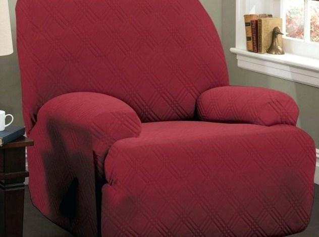 Kursi Sofa Minimalis Warna Merah