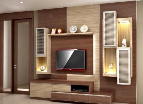 Lemari Tv Minimalis 2019 Terbaru