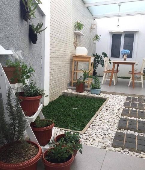Model Taman Minimalis Didalam Rumah