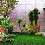 Taman Bunga Rumah Minimalis