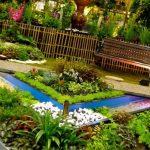 Taman Dan Kolam Minimalis Depan Rumah