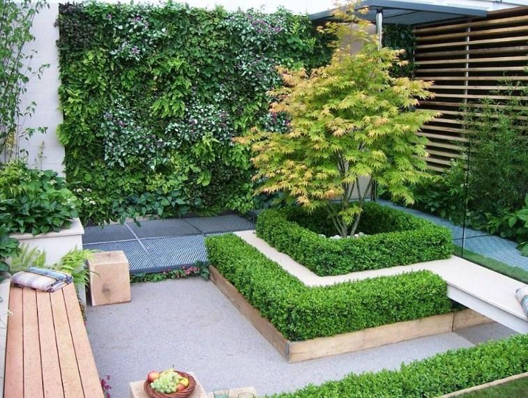 Taman Depan Rumah Minimalis Modern