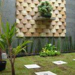 Taman Minimalis Batu Alam