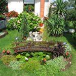Taman Minimalis Belakang Rumah Kecil