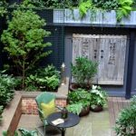 Taman Minimalis Belakang Rumah Lahan Sempit