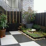 Taman Minimalis Dalam Rumah Sederhana