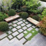 Taman Minimalis Depan Rumah Ukuran Kecil