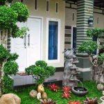 Taman Rumah Depan Minimalis