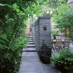 Taman Sederhana Belakang Rumah