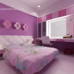 Warna Cat Dinding Kamar Anak Perempuan