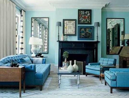 Warna Cat Interior Rumah Yang Bagus
