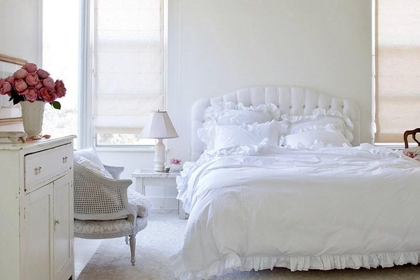 Warna Cat Kamar Tidur Putih
