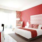 Warna Cat Kamar Tidur Warna Merah