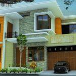 Warna Cat Rumah Mewah Bagian Luar